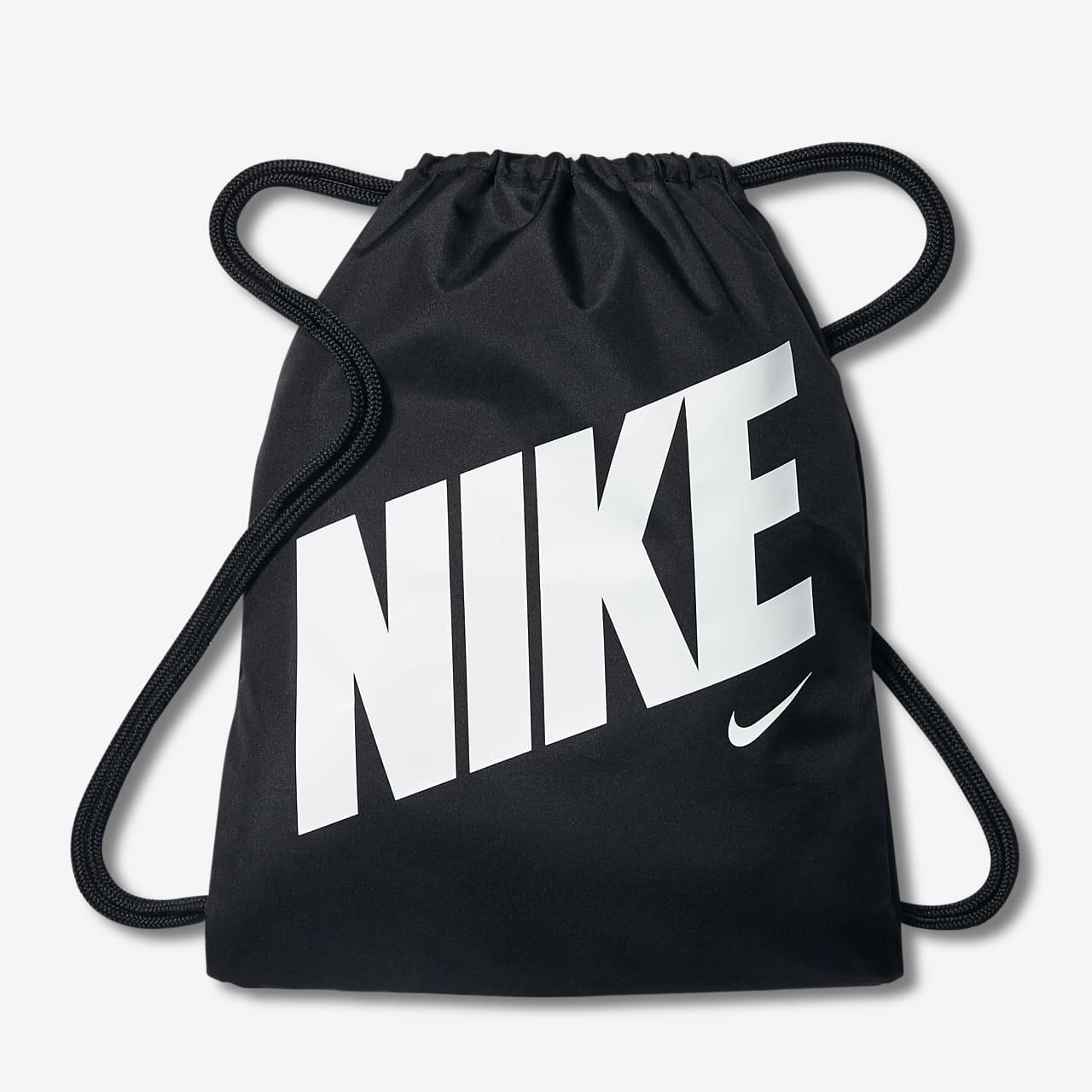 Детский мешок на завязках с графикой Nike
