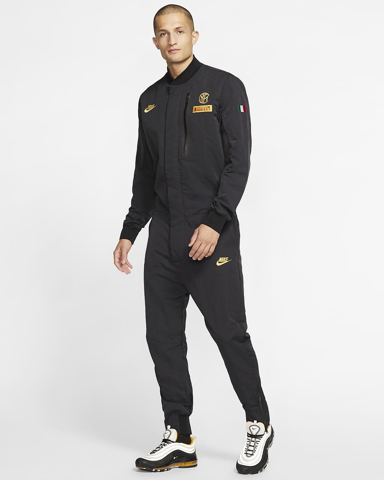 Mono Para Hombre Inter Milan Nike Cl