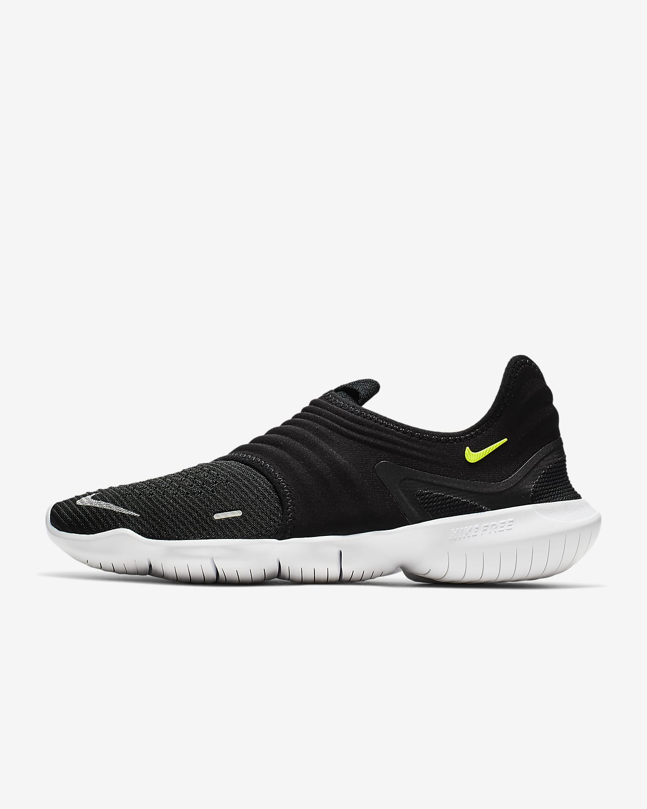 รองเท้าวิ่งผู้ชาย Nike Free RN Flyknit 3.0