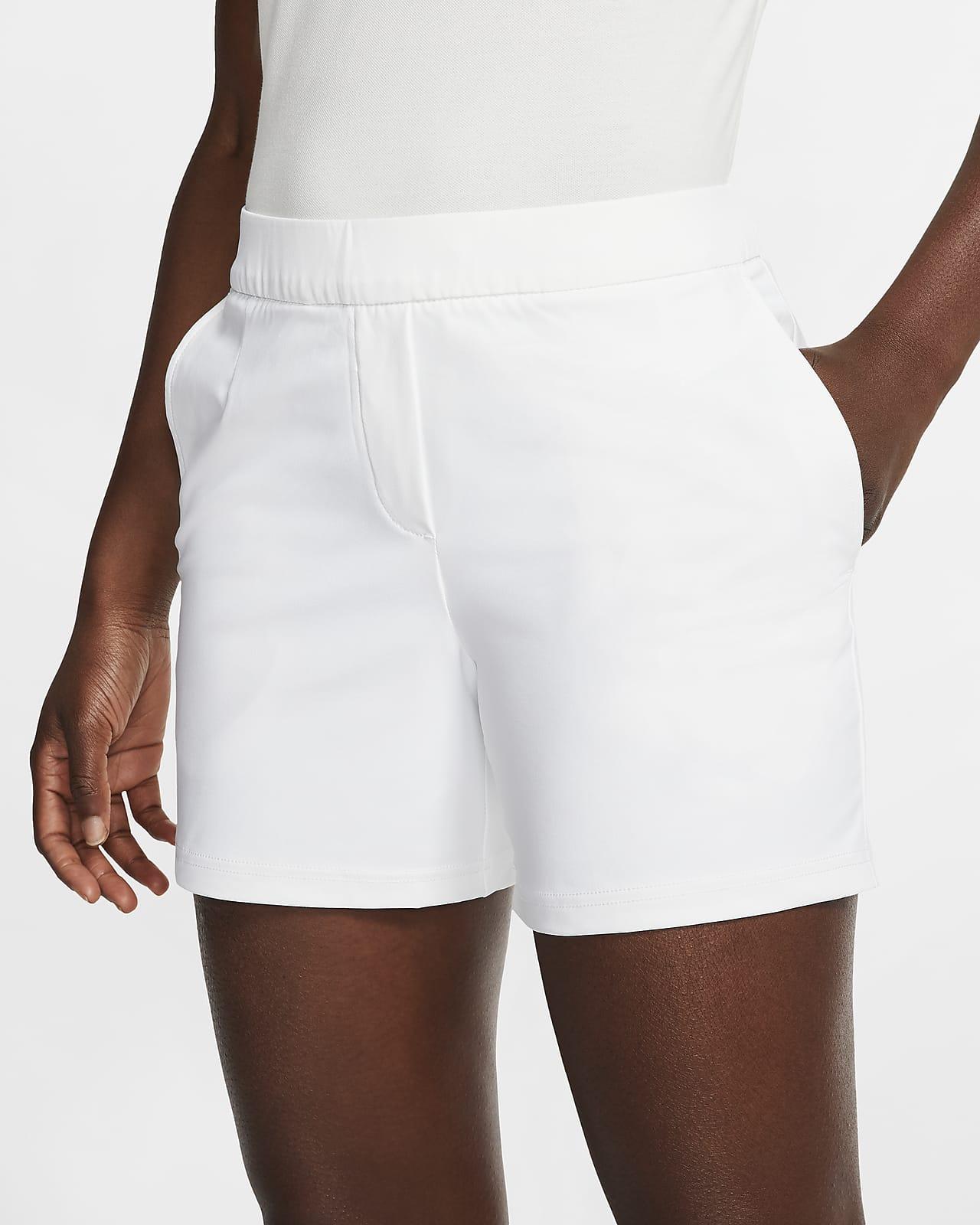 Shorts de golf de 13 cm para mujer Nike Flex Victory