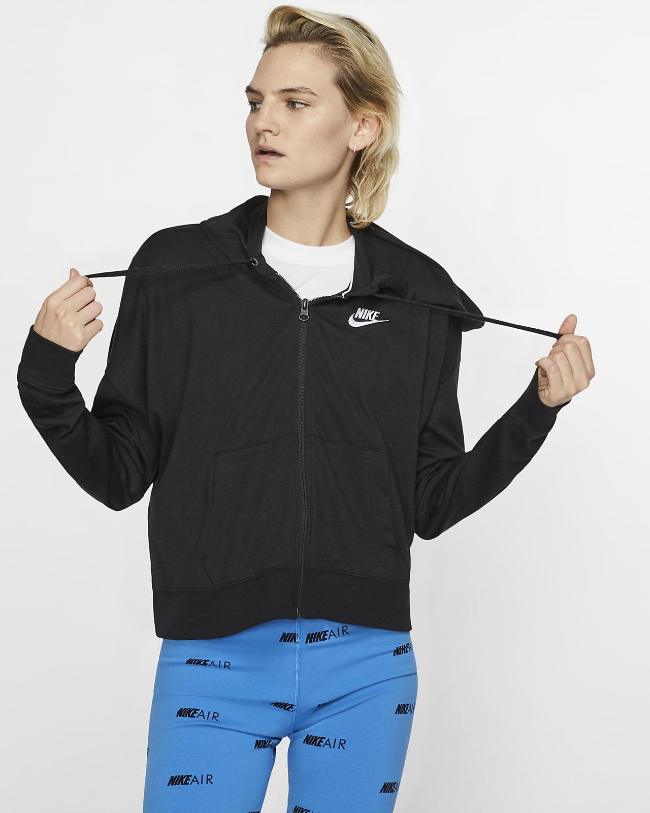 Sweat à capuche entièrement zippé Nike Sportswear pour Femme