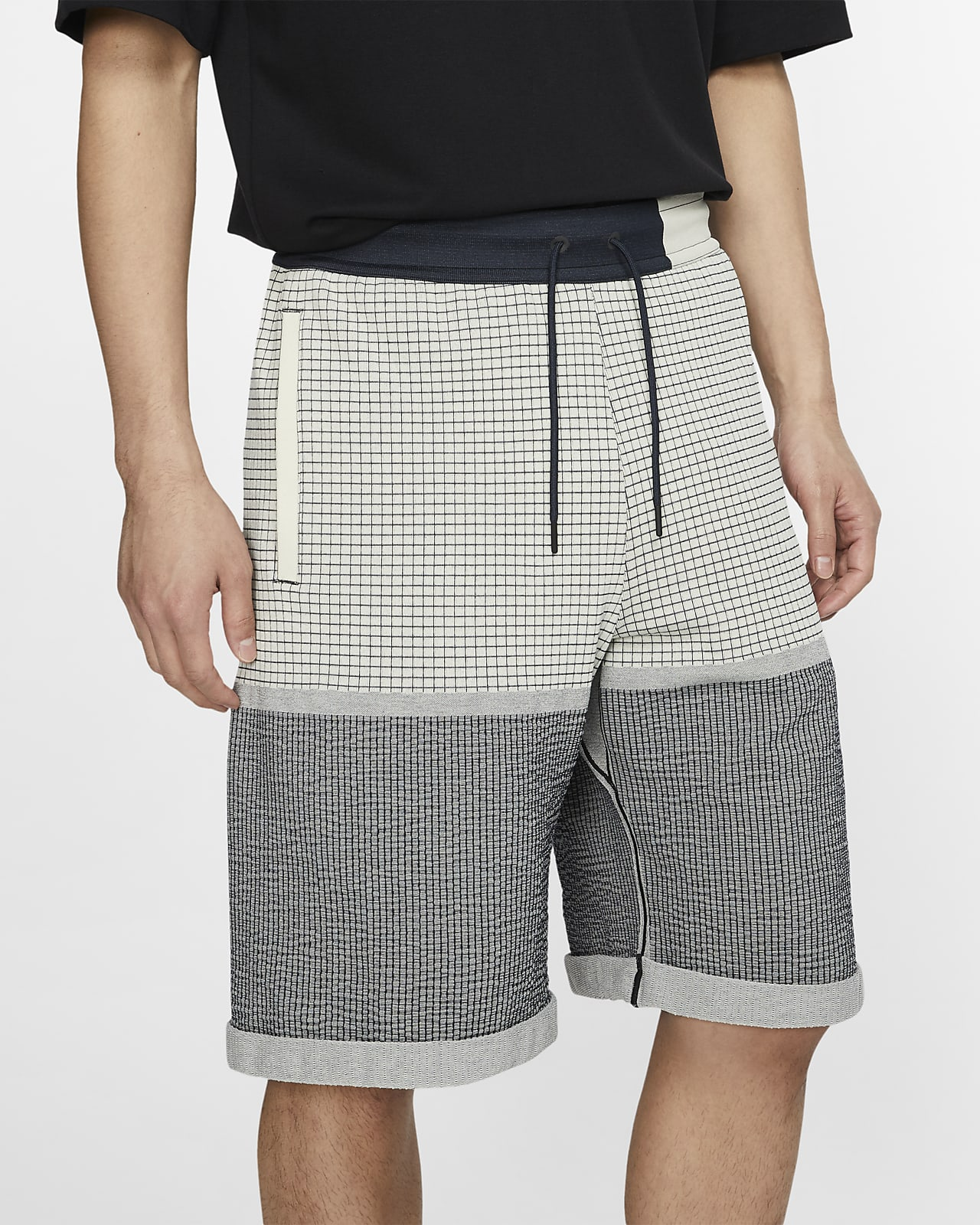 Nike Sportswear Tech Pack strikket shorts til herre