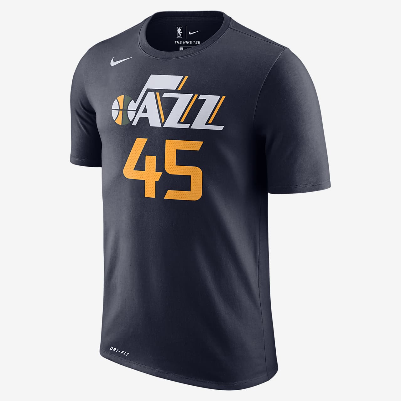 Donovan Mitchell Utah Jazz Nike Dri-FIT Men's NBA T-Shirt