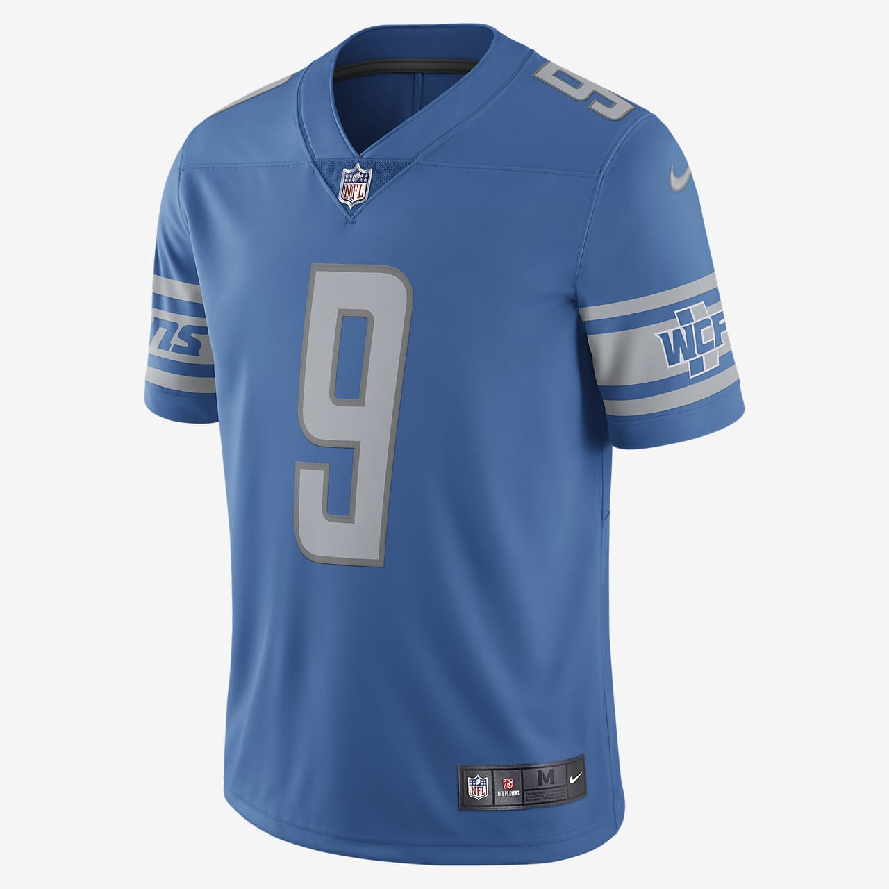 NFL Detroit Lions (Matthew Stafford) Men's Limited Vapor Untouchable Football Jersey