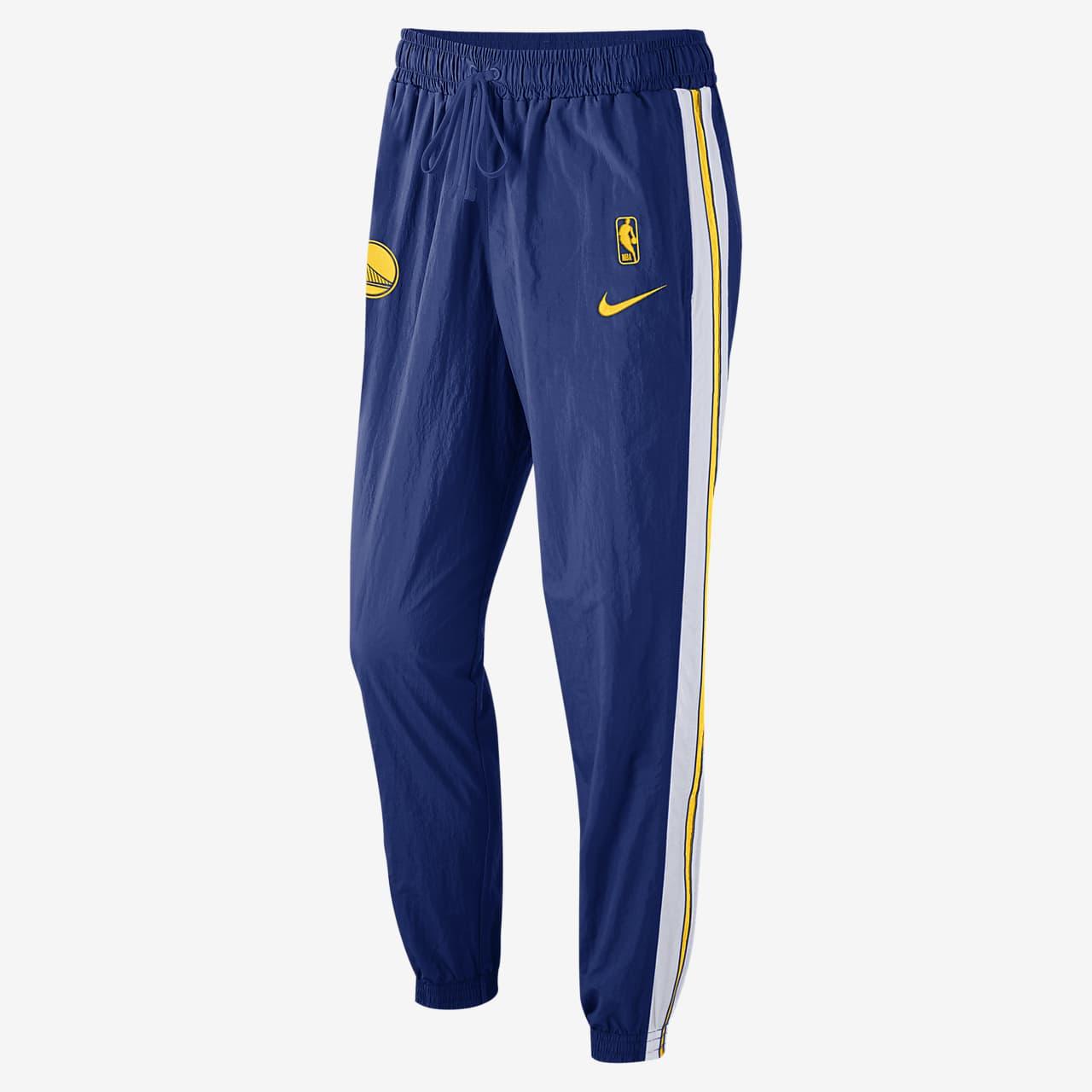 Golden State Warriors Nike Men's NBA Tracksuit Pants
