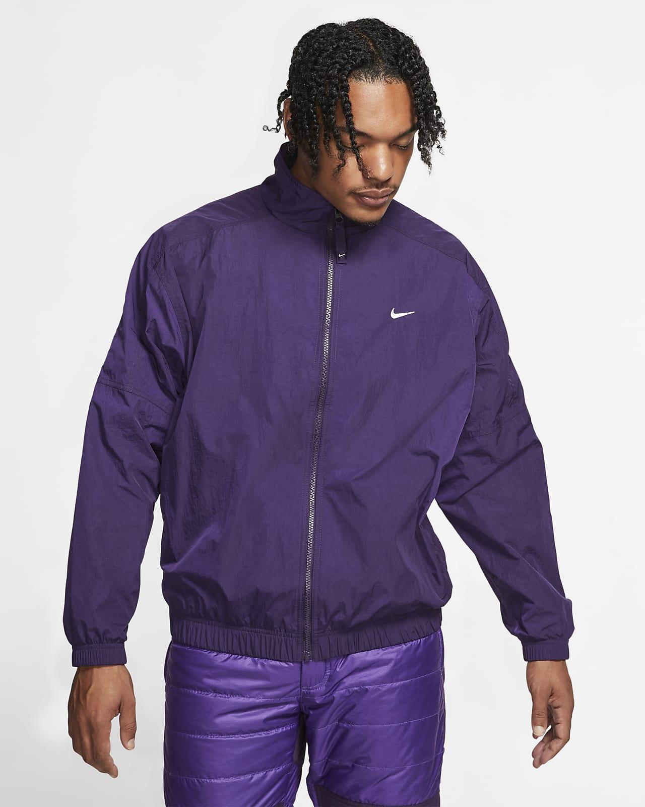 NikeLab Men's Track Jacket. Nike LU