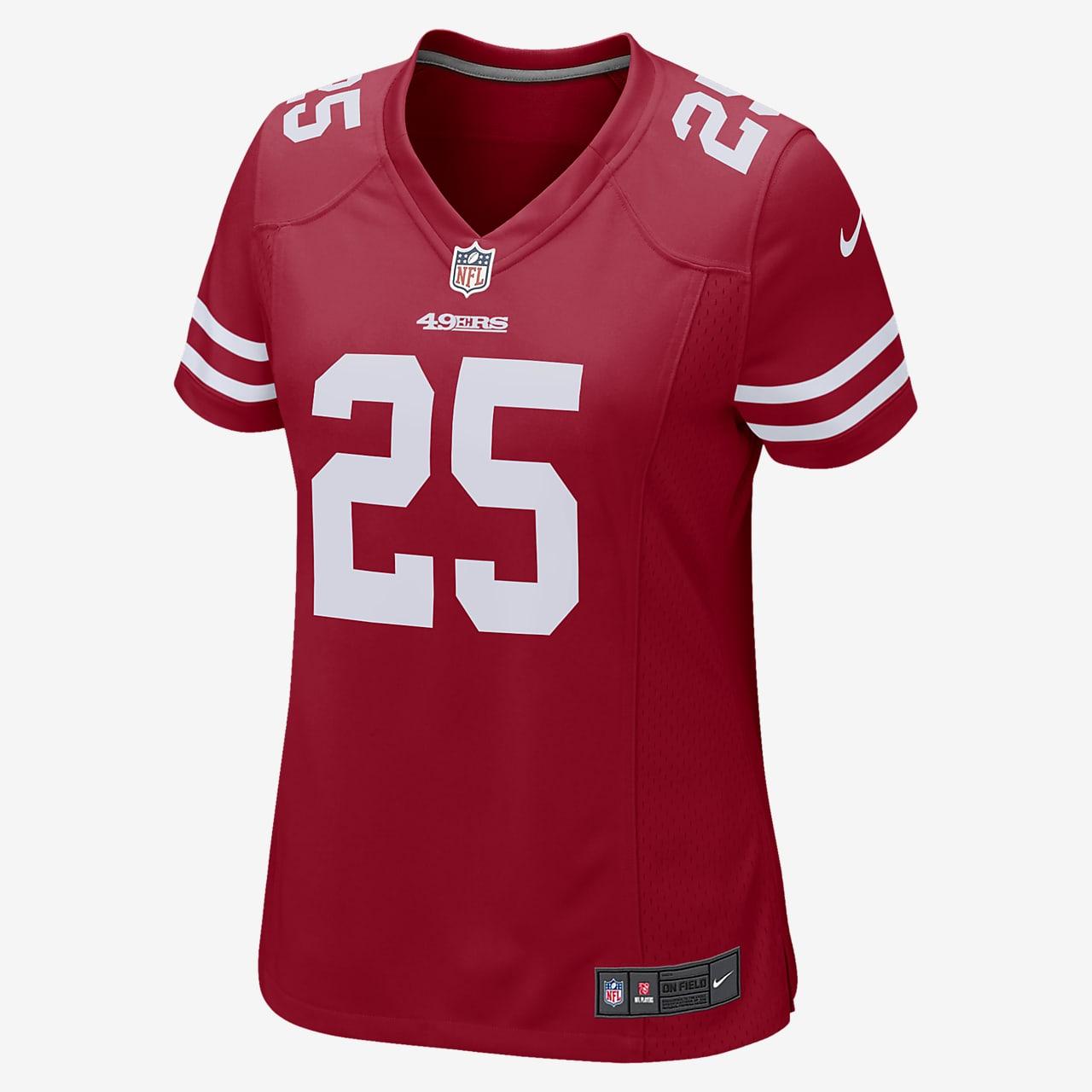 NFL San Francisco 49ers (Richard Sherman) Men's Game Football Jersey