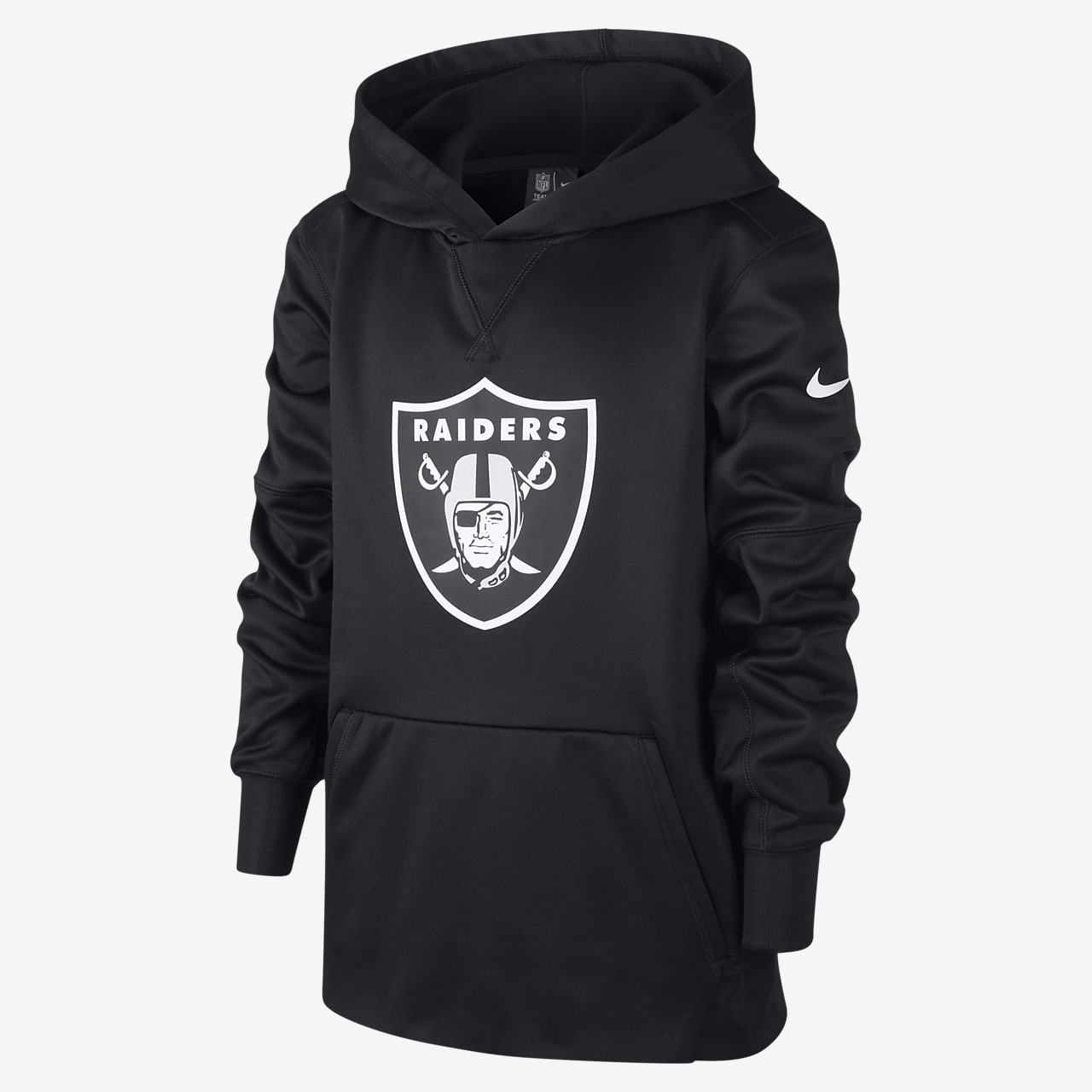 Nike (NFL Raiders) Hoodie voor kids