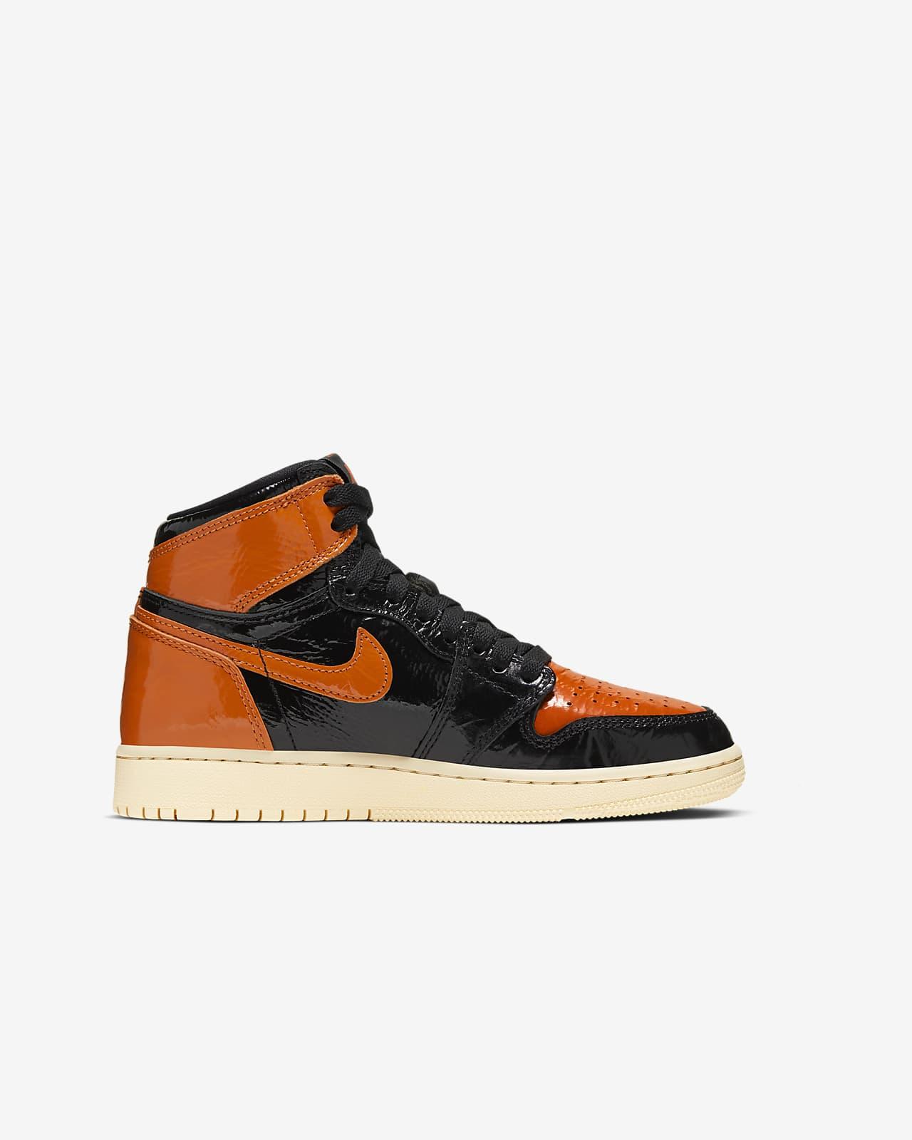 Air Jordan 1 Retro High OG Boys' Shoe