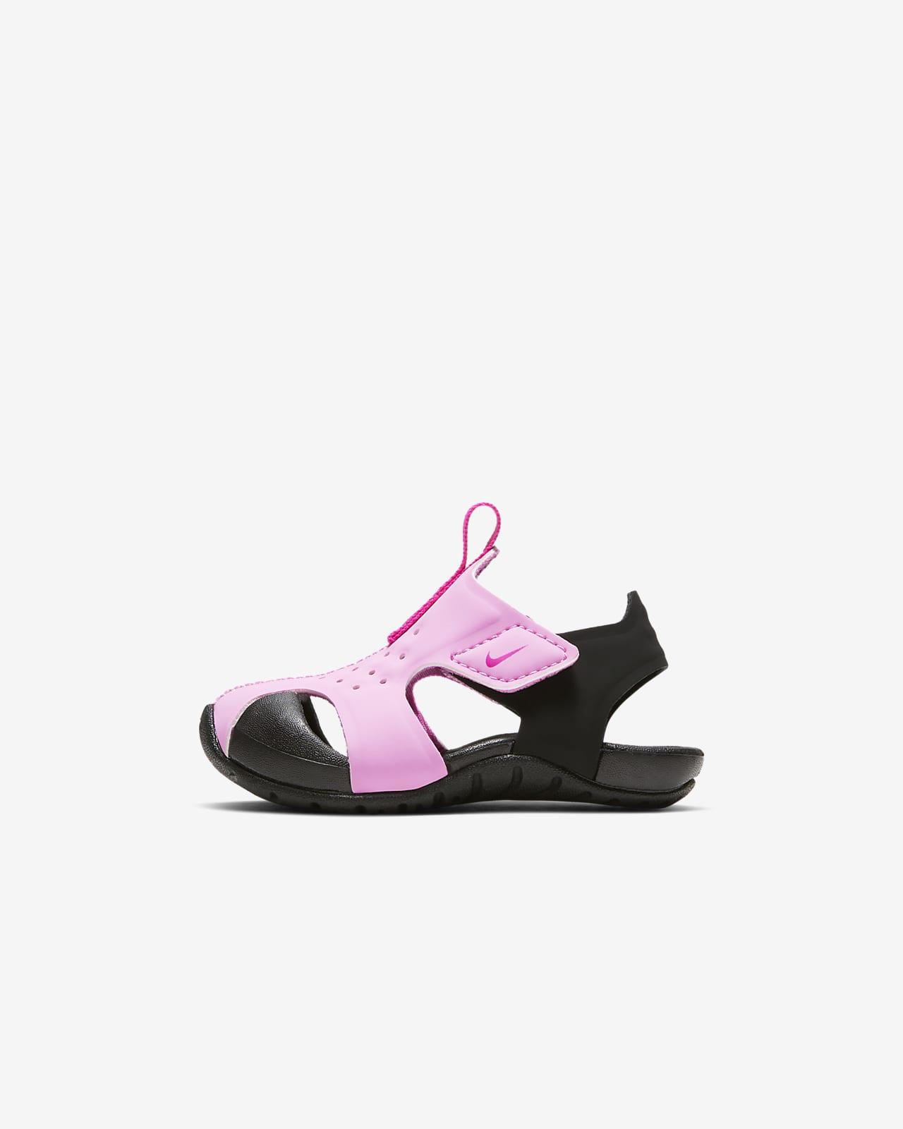 Nike Sunray Protect 2-sandal til babyer/småbørn