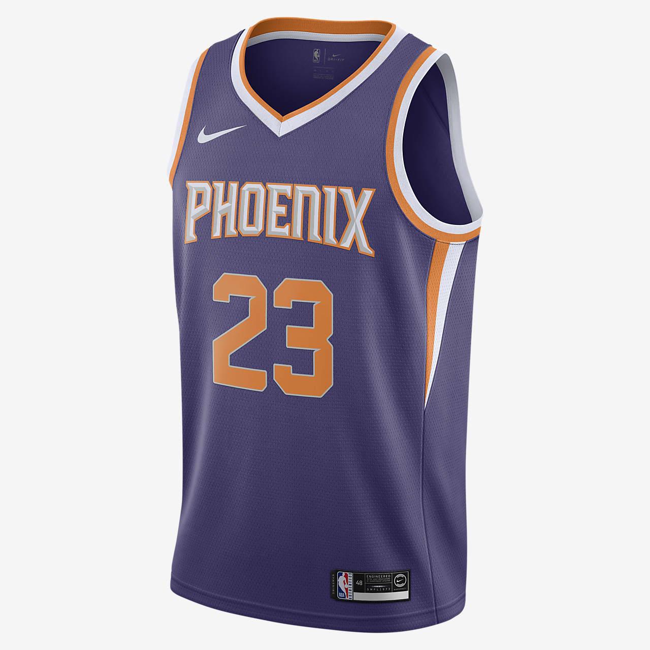 phoenix suns jersey nike