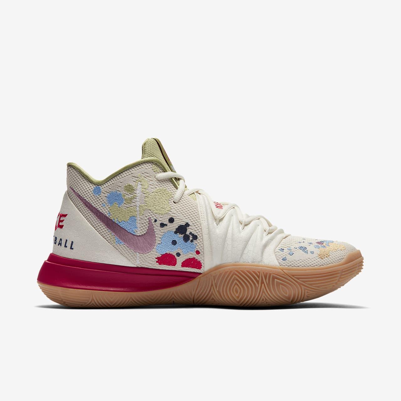 Kyrie 5 x Bandulu Basketball Shoe. Nike.com