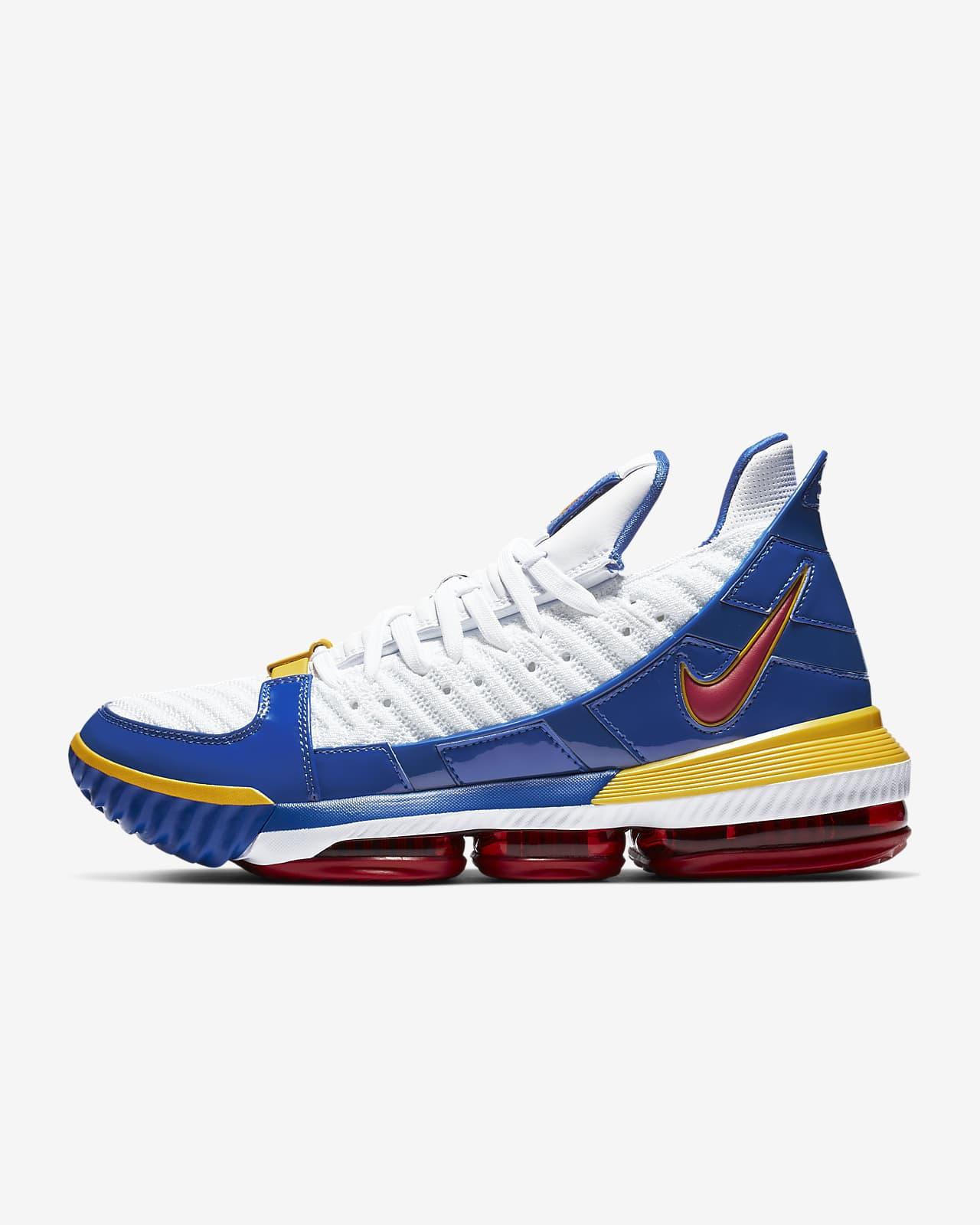LeBron 16 Basketball Shoe. Nike.com