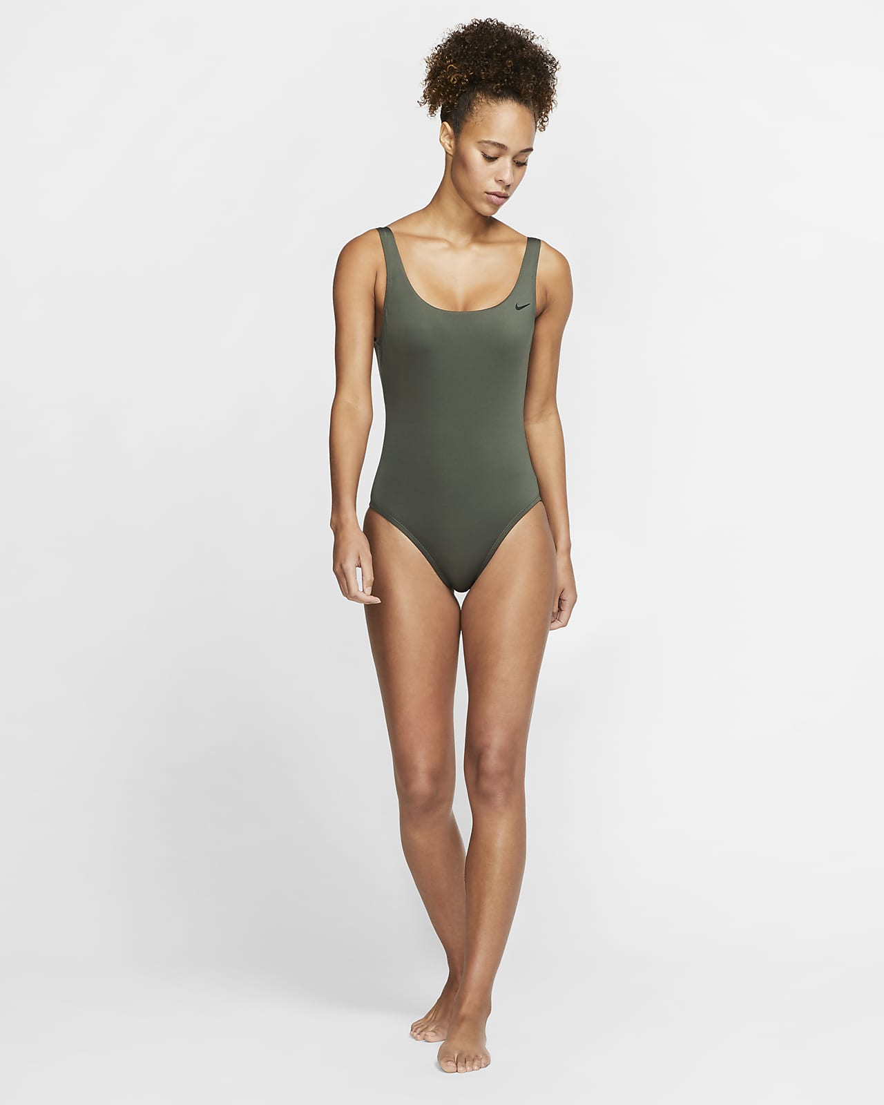 estrés Sumergido Fraude  Traje de baño de una pieza para mujer Nike Essential U-Back. Nike.com