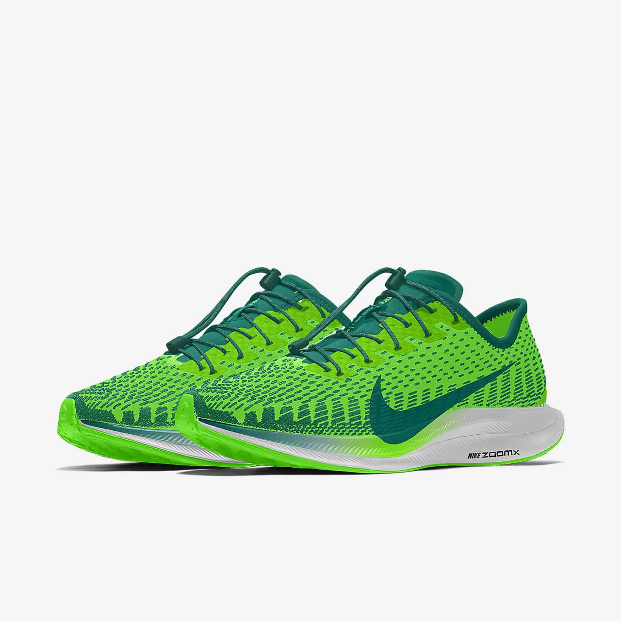Similar Visible Polémico  Nike Zoom Pegasus Turbo 2 Premium By You Custom Men's Running Shoe. Nike SG