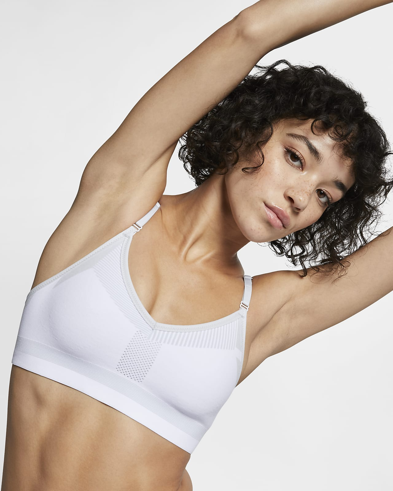 Nike Flyknit Indy Tech Pack Women's Medium-Support Non-Padded Sports Bra