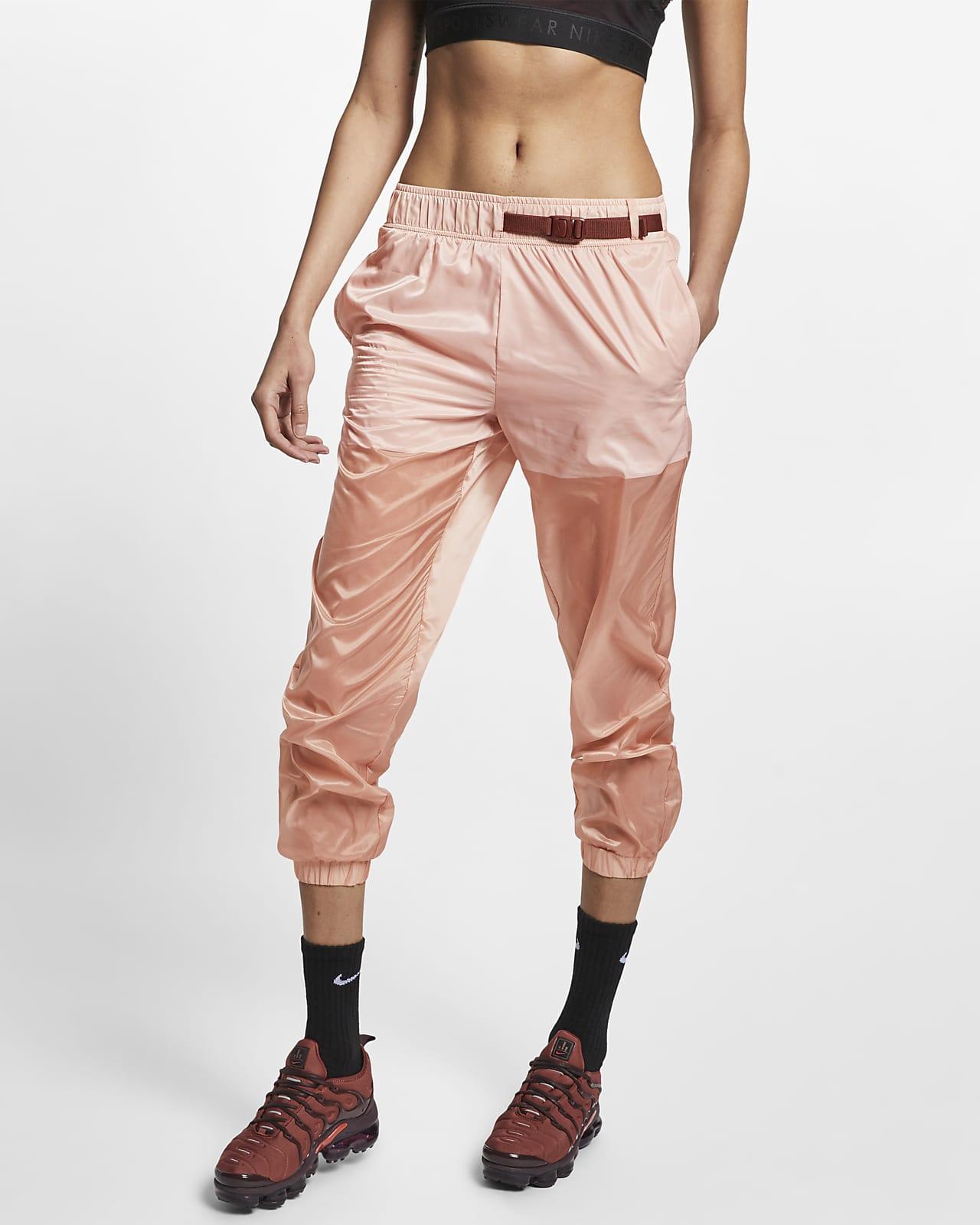 Calças entrançadas Nike Sportswear Tech Pack para mulher