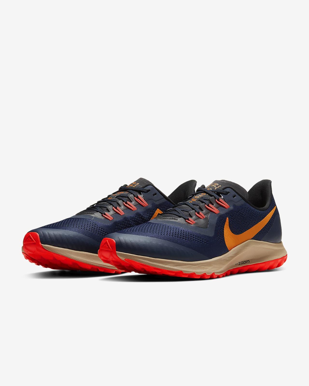 zorro grua Vandalir  Nike Air Zoom Pegasus 36 Trail Men's Trail Running Shoe. Nike IN
