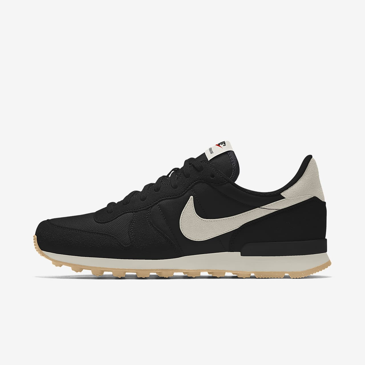 nike internationalist cuir