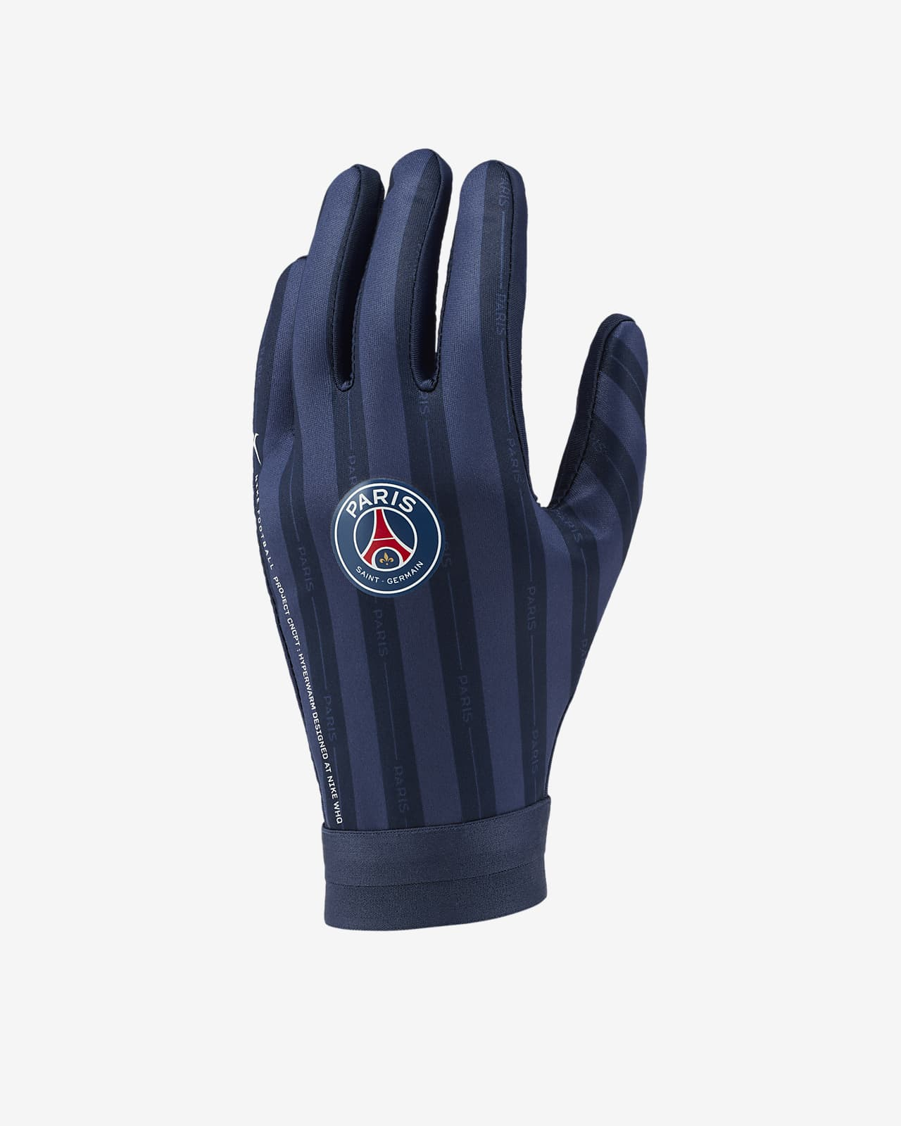 Paris Saint-Germain HyperWarm Academy Football Gloves