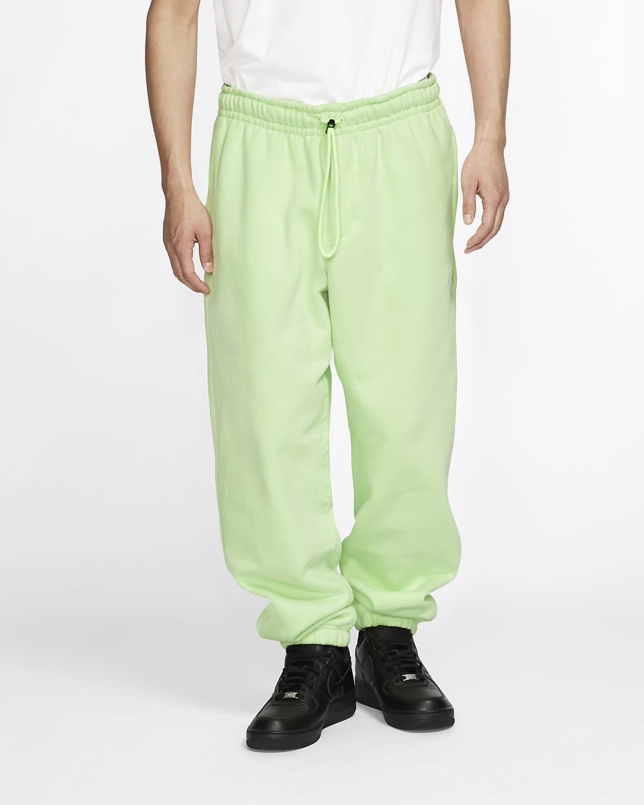 Pánské flísové kalhoty NikeLab Collection