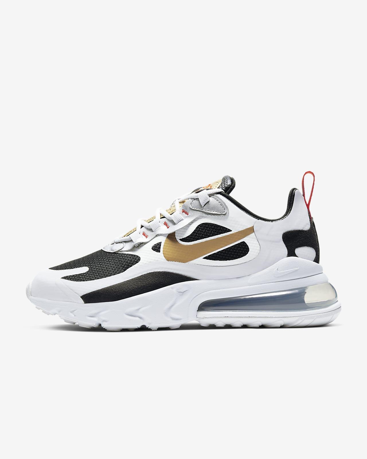 Dame Air Max 270 Nike React Sko. Nike NO