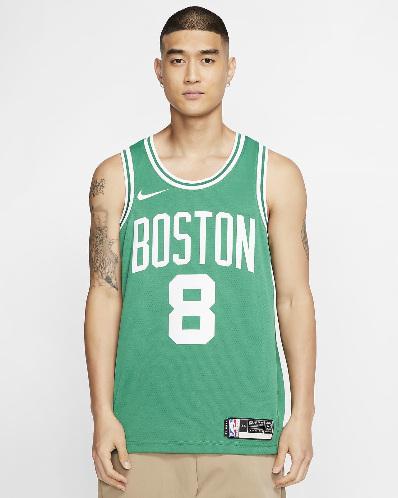 Camisola NBA da Nike Swingman Kemba Walker Celtics Icon Edition para homem