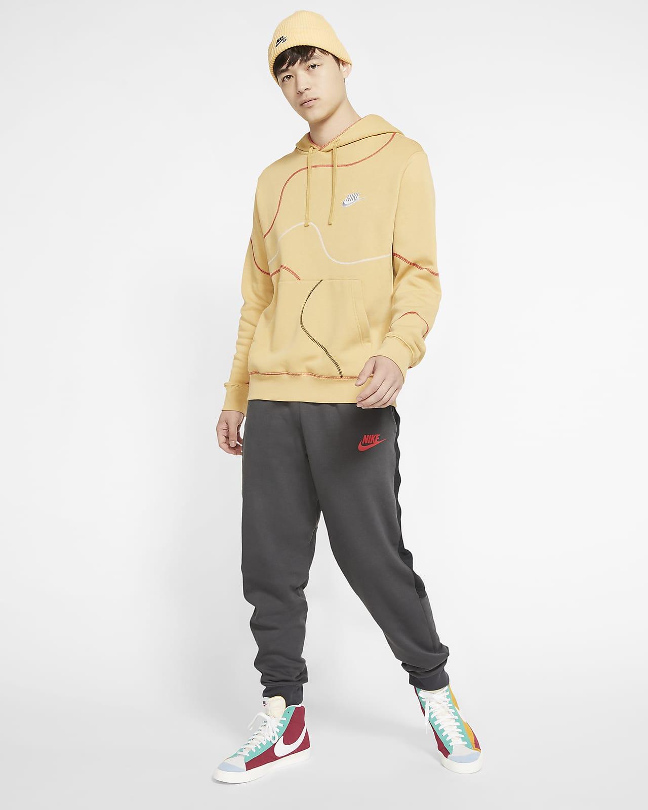 Joggingbyxor Nike Sportswear med mönster för män
