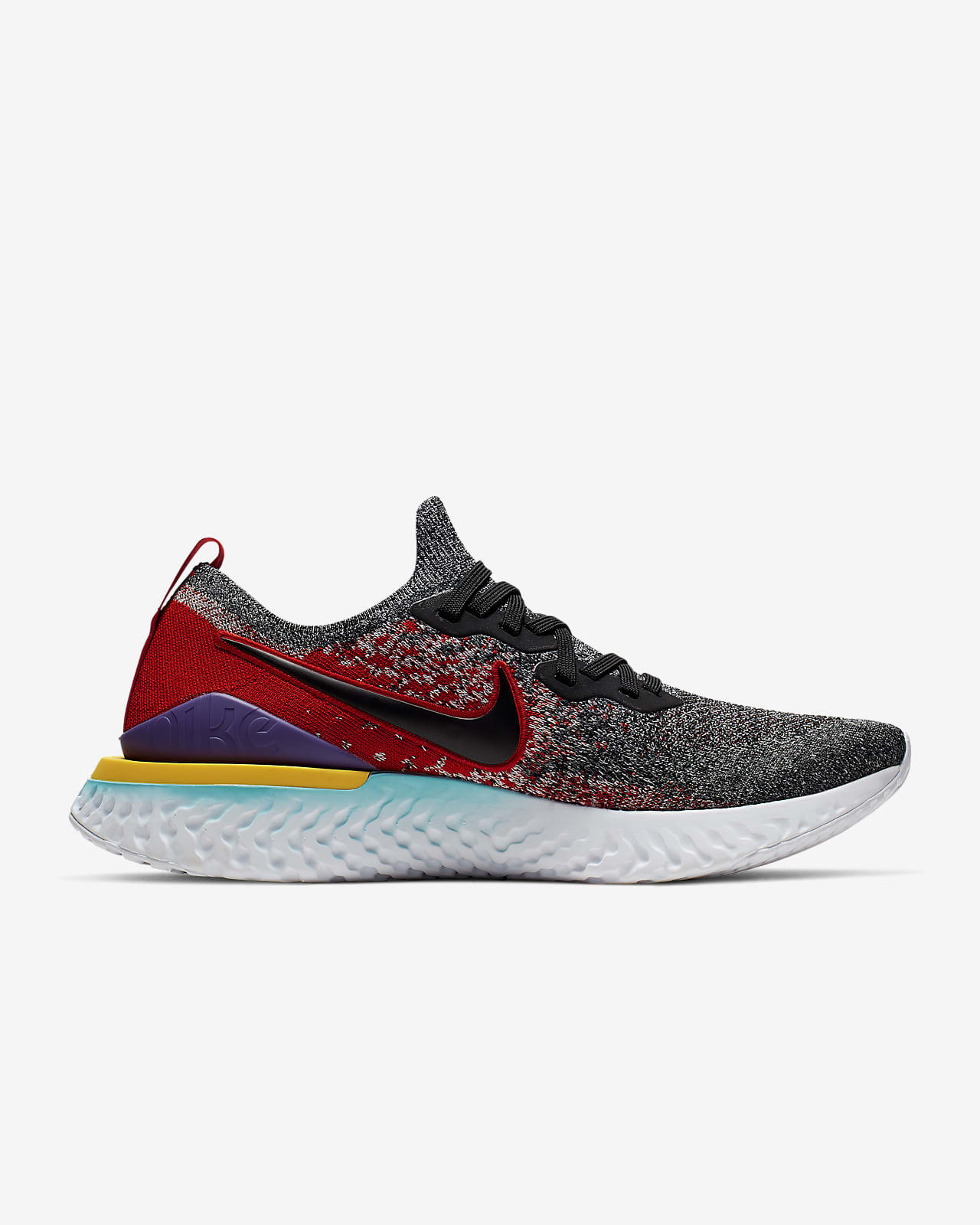 Chaussures de Trail Homme Nike Epic React Flyknit 2