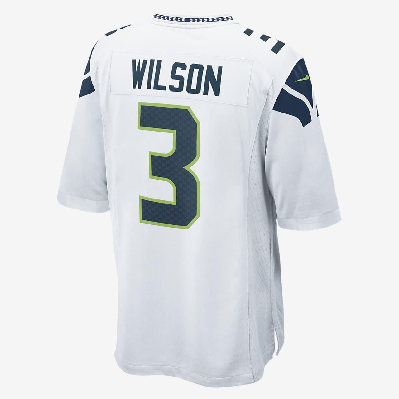 nike russell wilson jersey