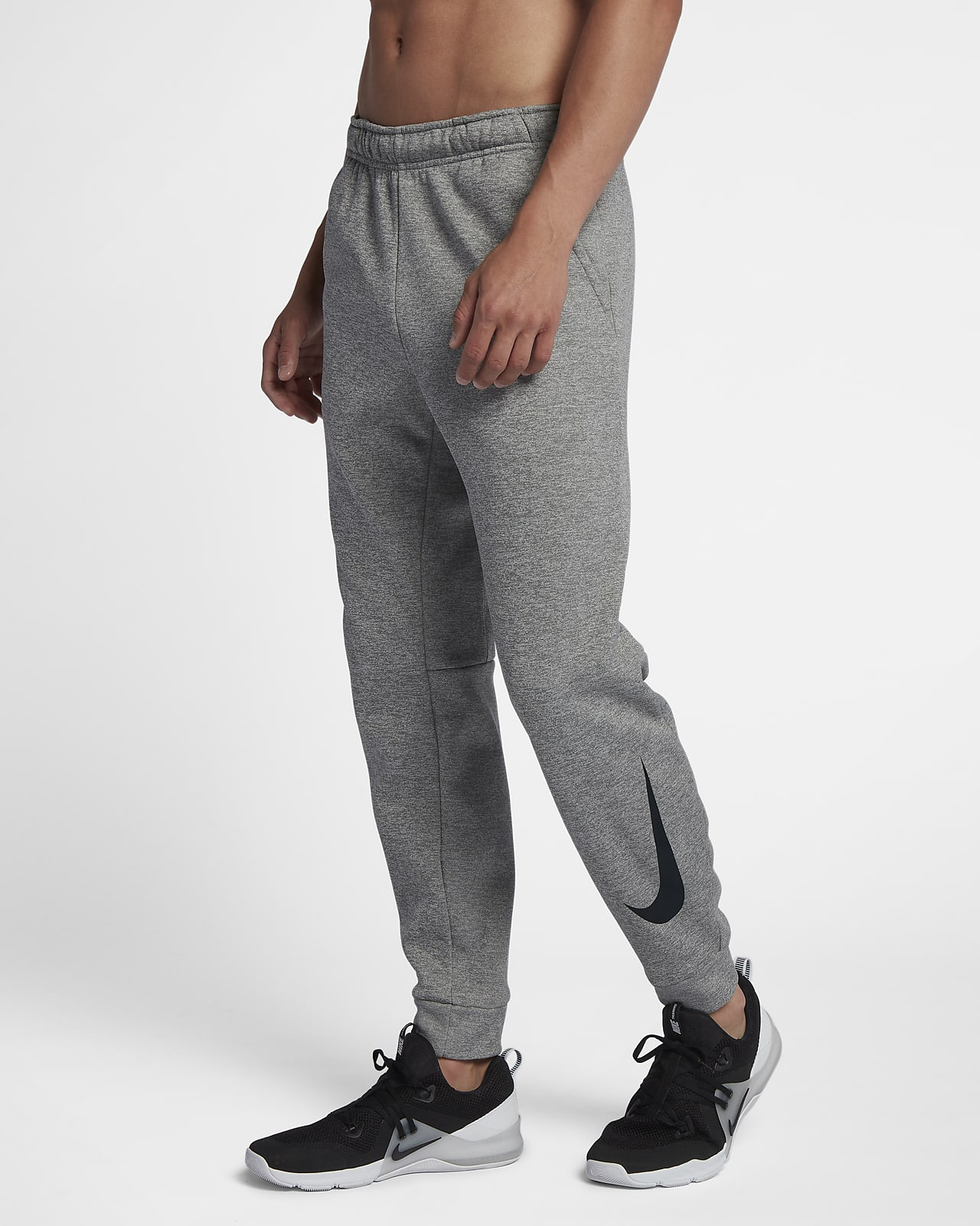 Nike Therma 男款窄管訓練長褲