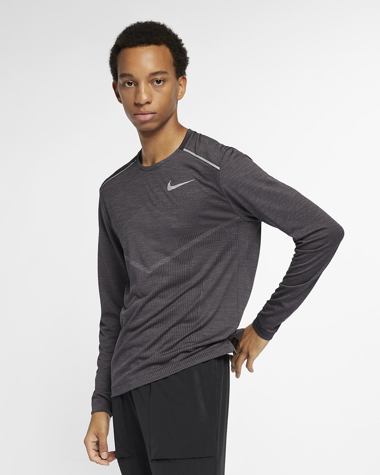 Nike TechKnit Ultra Men's Long-Sleeve