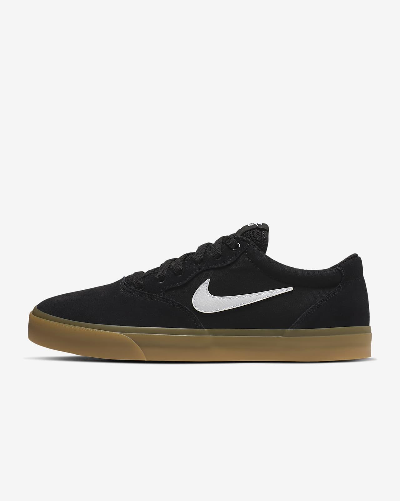 Nike SB Chron Solarsoft Skate Shoe. Nike PT