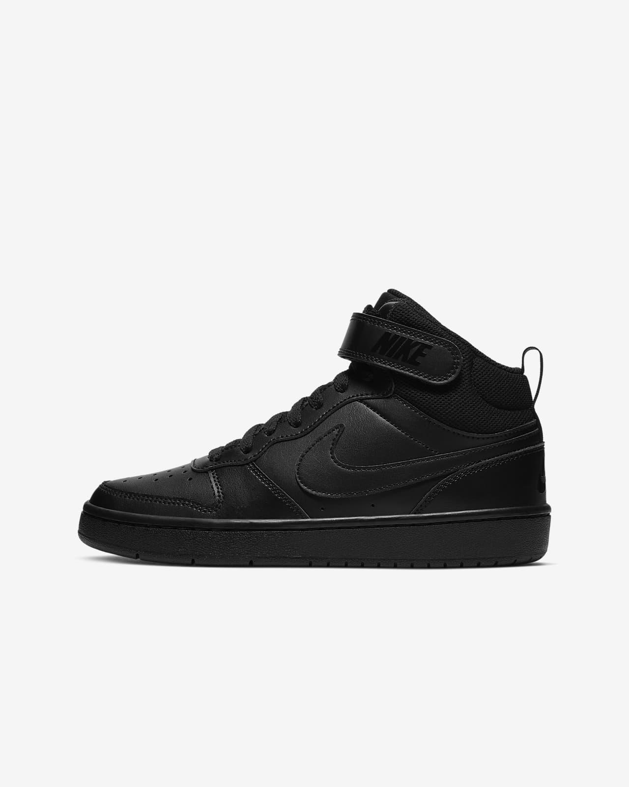 Nike Court Borough Mid 2 Older Kids' Shoe