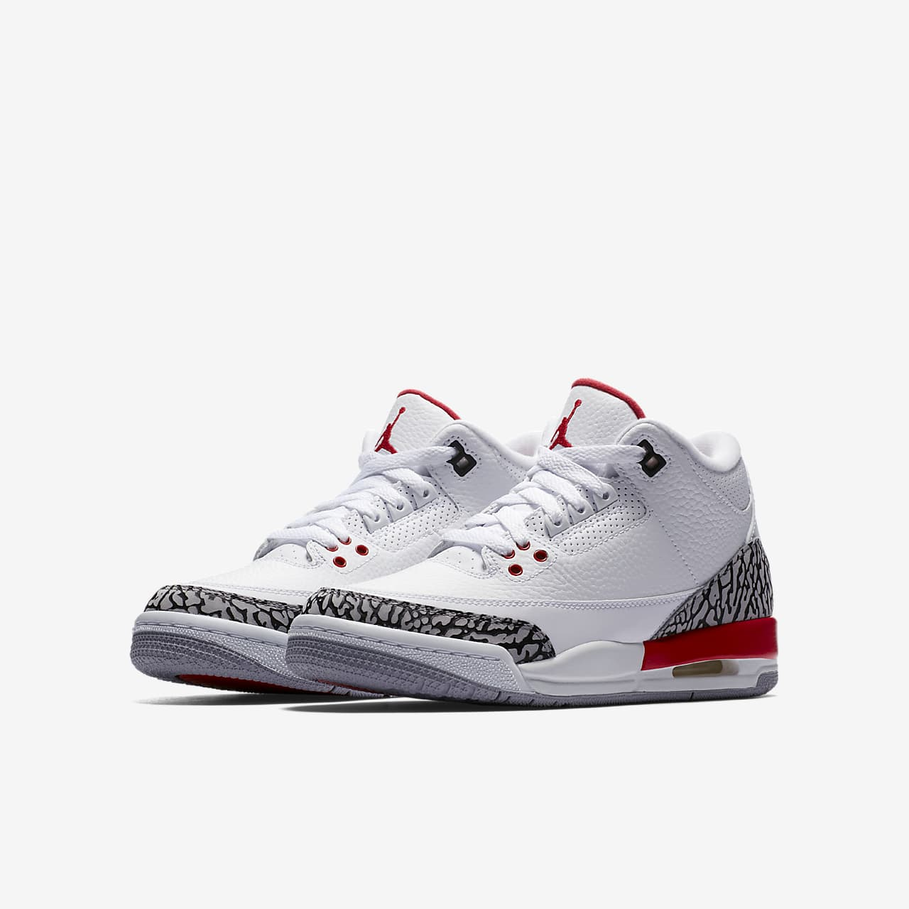 Air Jordan 3 Retro Kids' Shoe. Nike SG