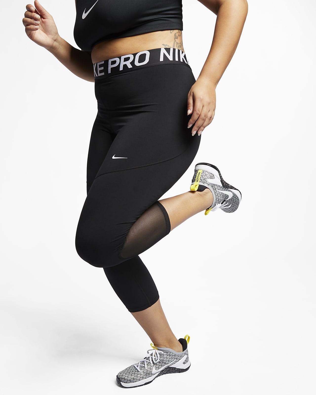Nike Pro Women's Crops (Plus Size