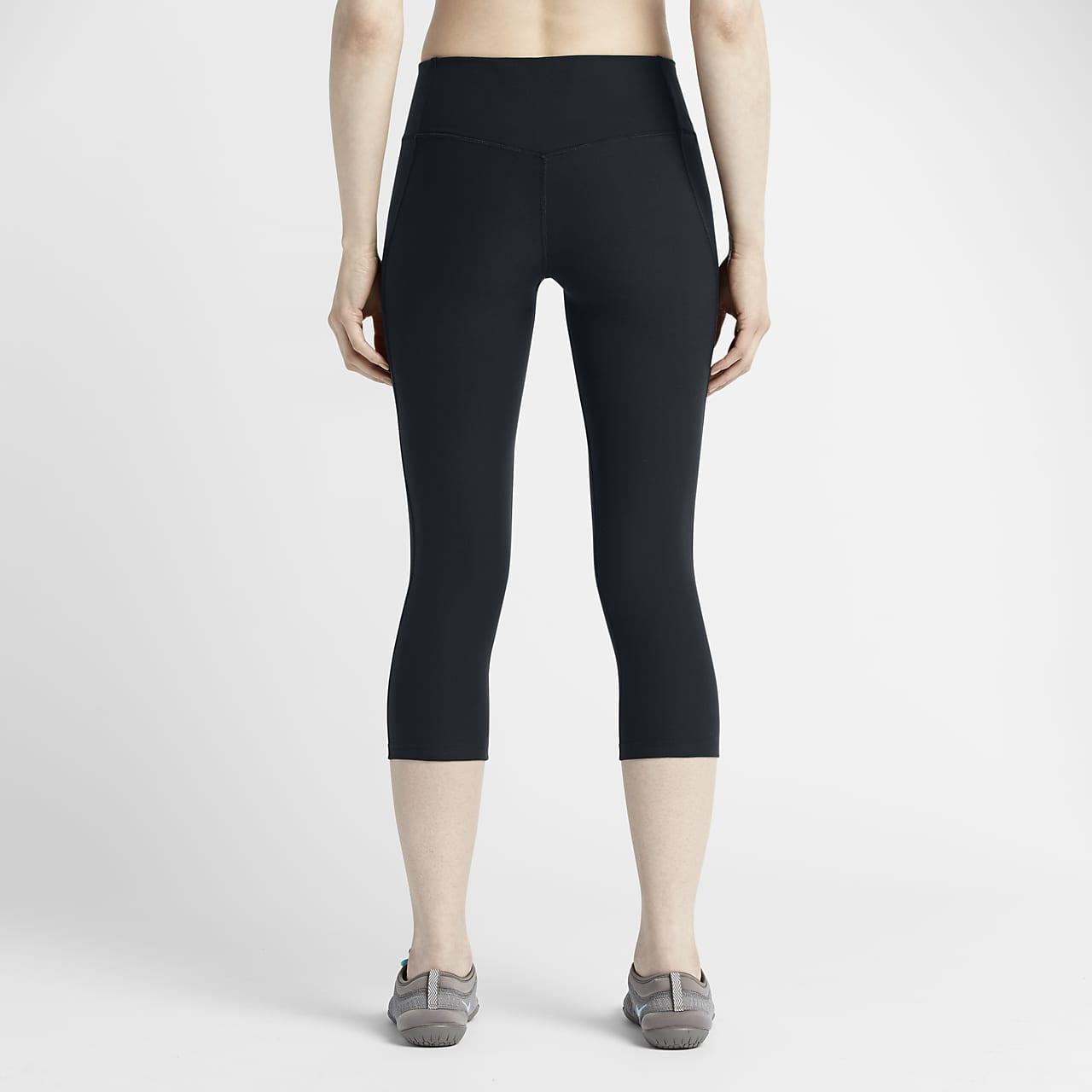 Subordinar Betsy Trotwood Arrugas  Nike Legend 2.0 Tight Poly Women's Training Capris. Nike BG