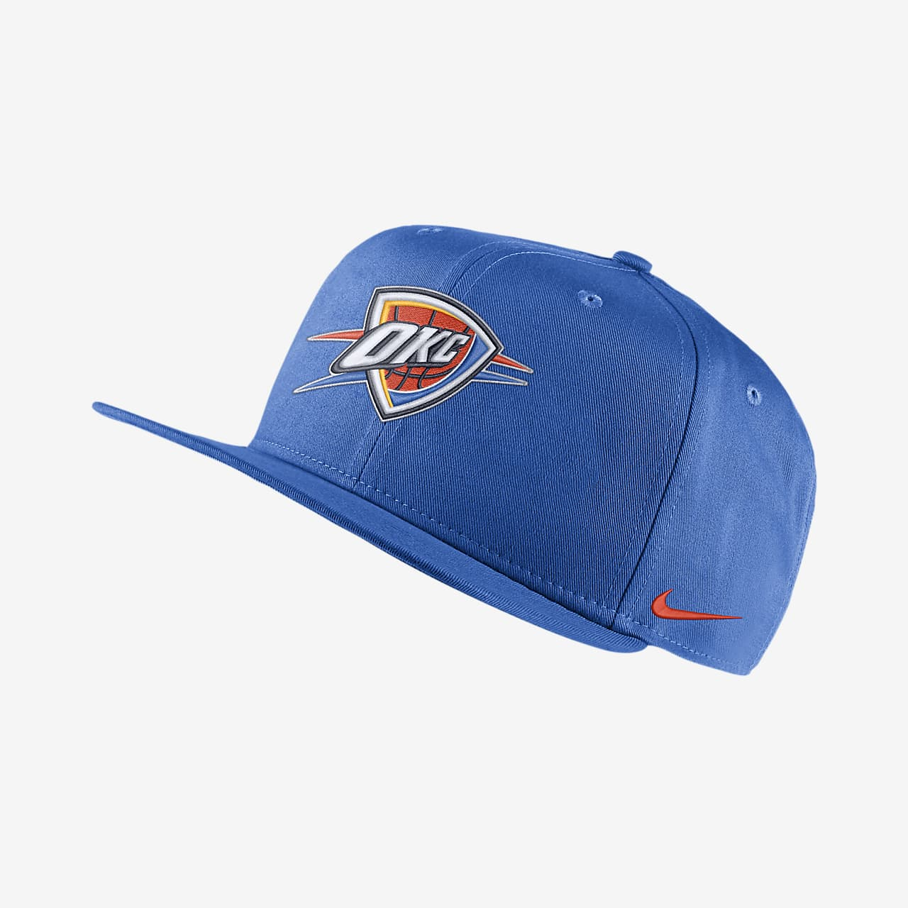 Oklahoma City Thunder Nike Pro NBA Cap