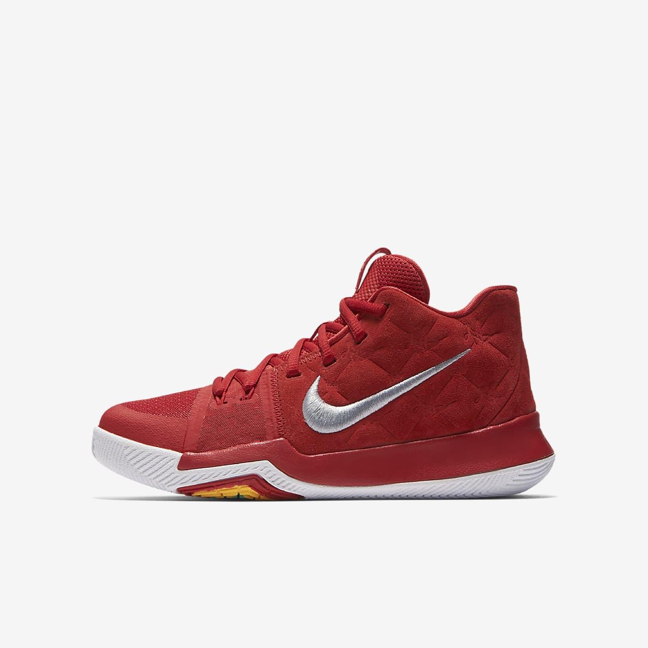 Kyrie 3 Big Kids' Basketball Shoe. Nike.com