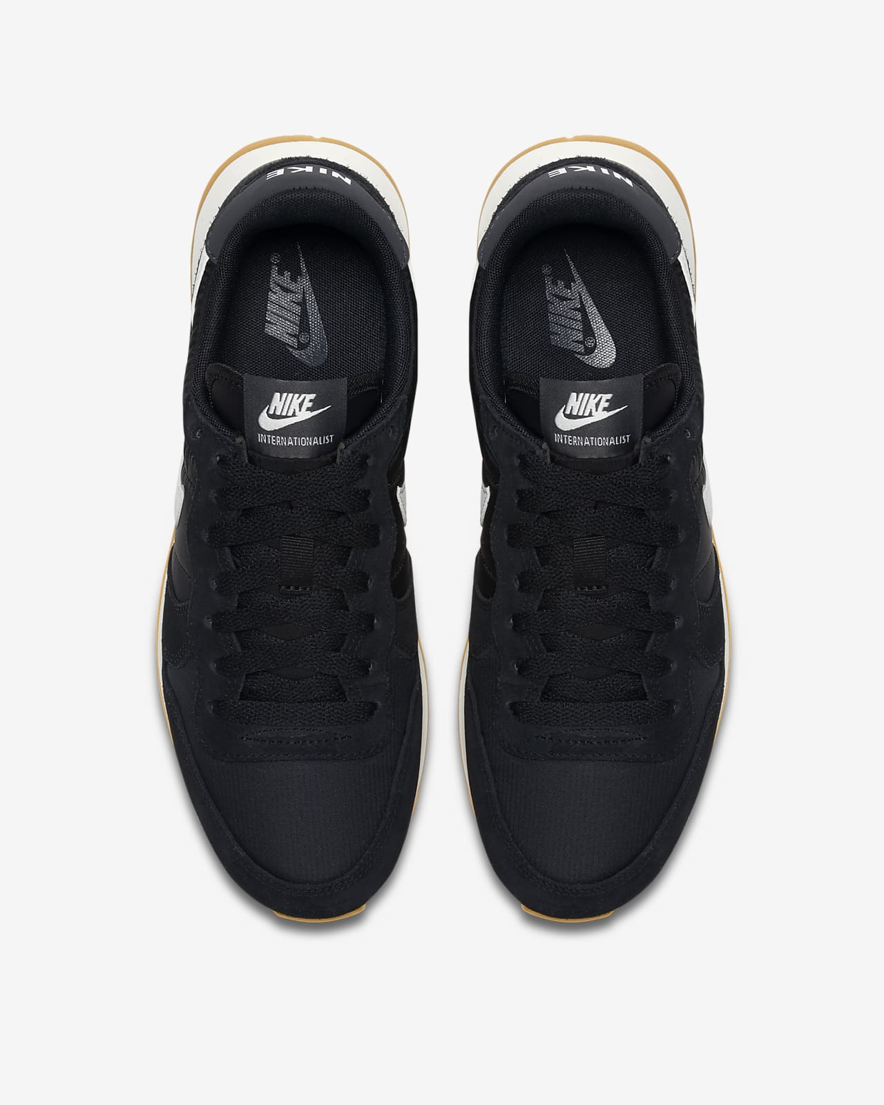 nike shoes leather womens