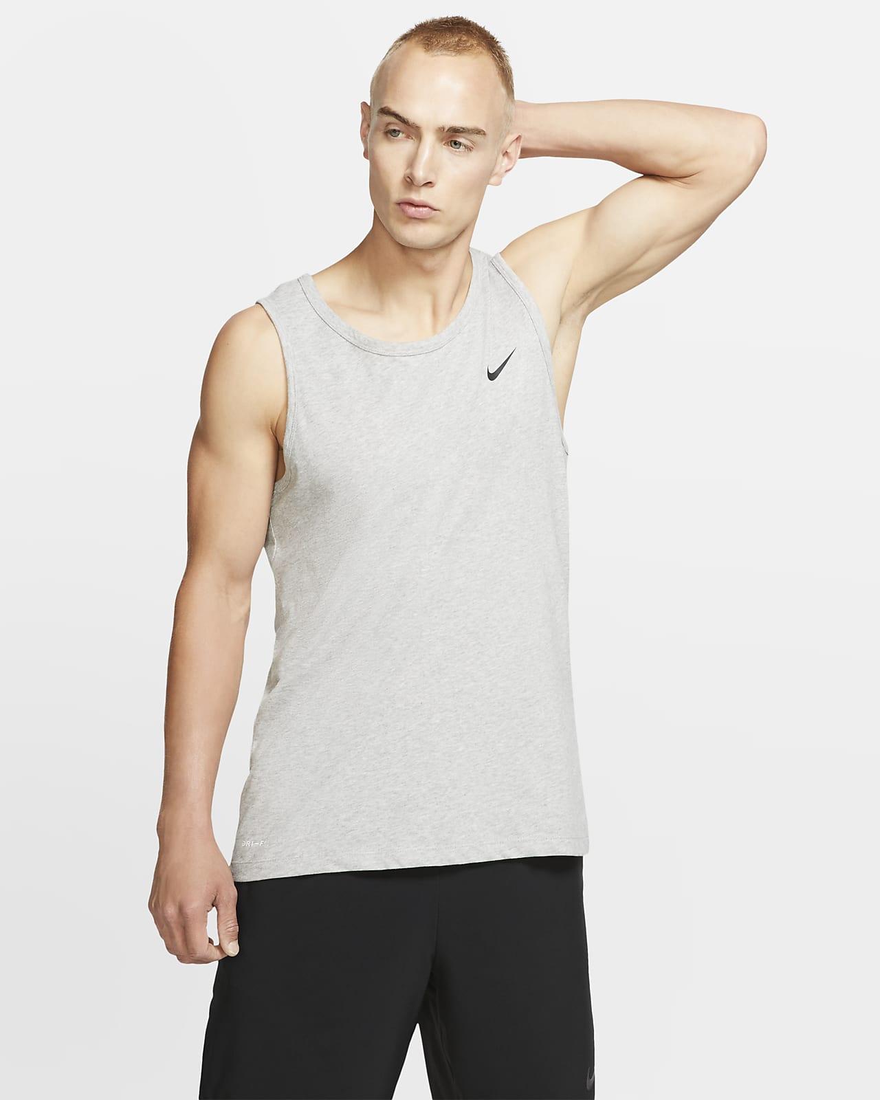 Camiseta de tirantes de entrenamiento para hombre Nike Dri-FIT