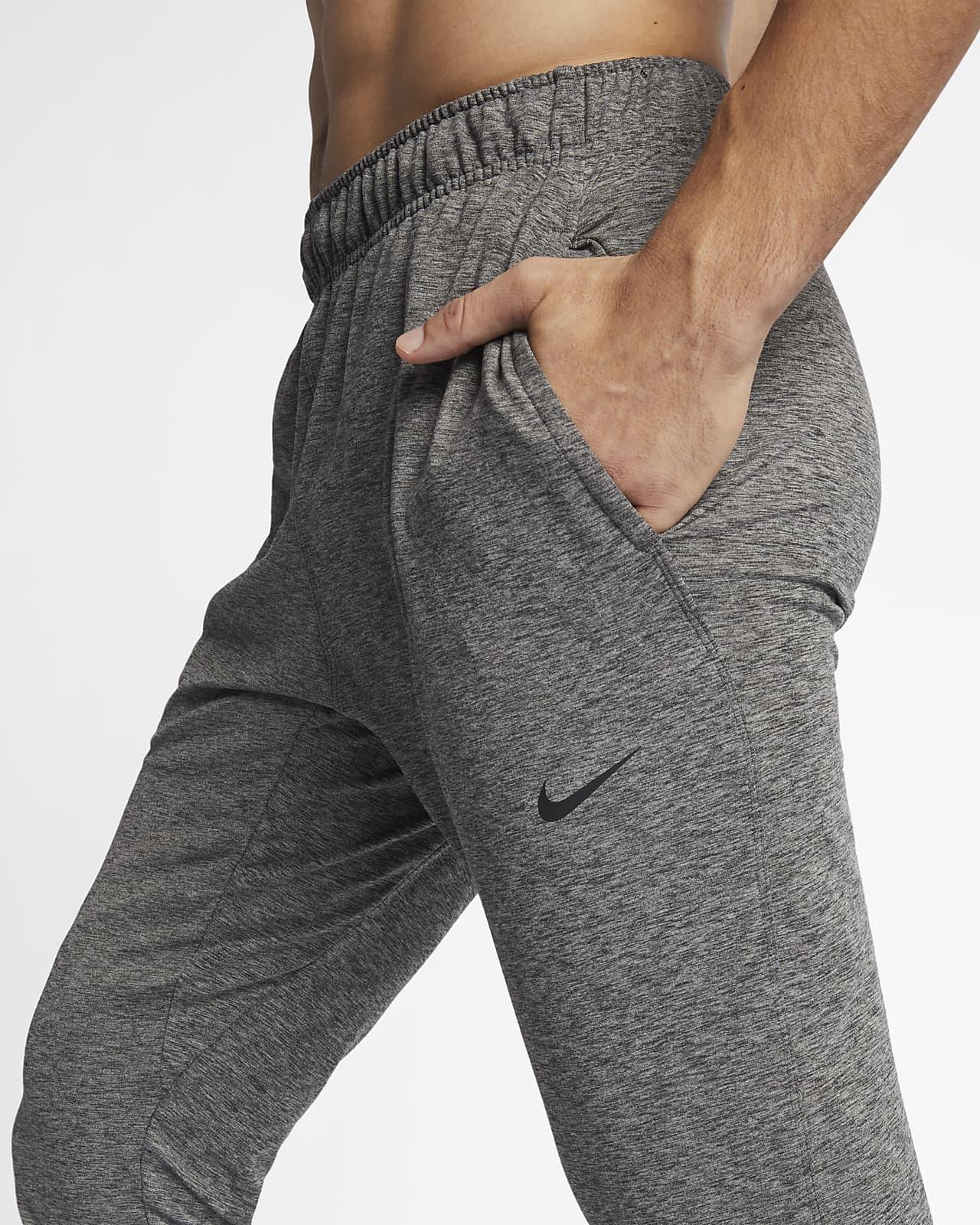 Men in yoga pants nz Nike Dri Fit Men S Yoga Trousers Nike Nz