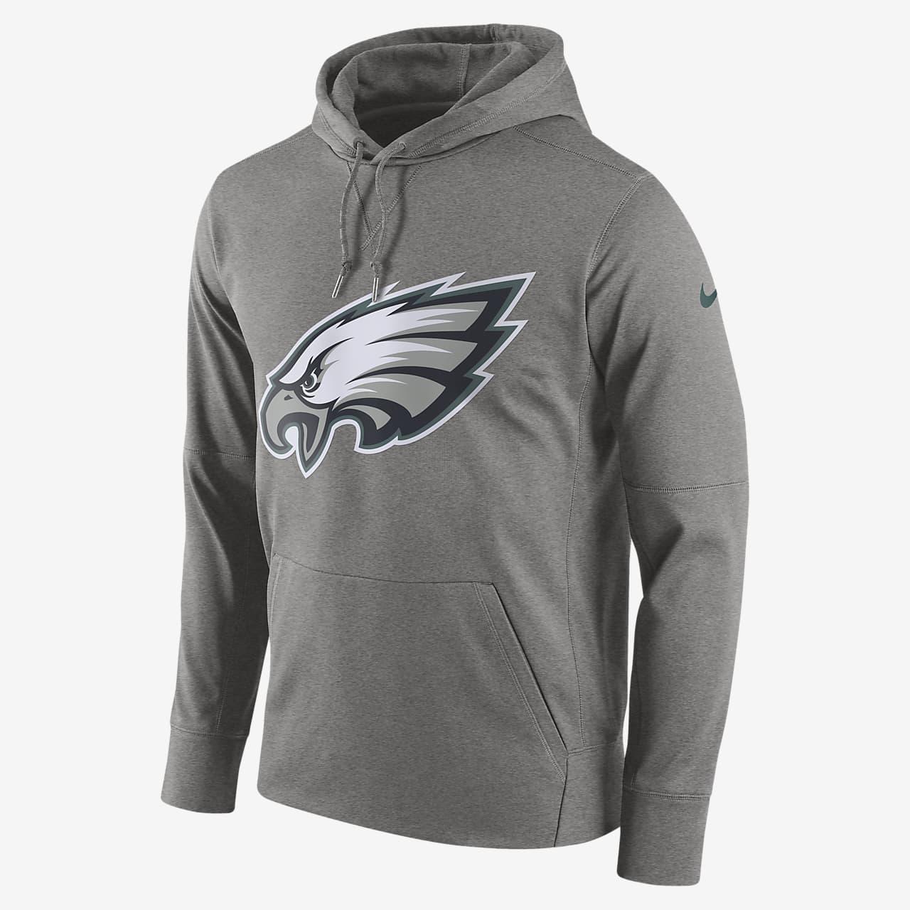 Sudadera con capucha sin cierre para hombre Nike Circuit Logo Essential (NFL Eagles)