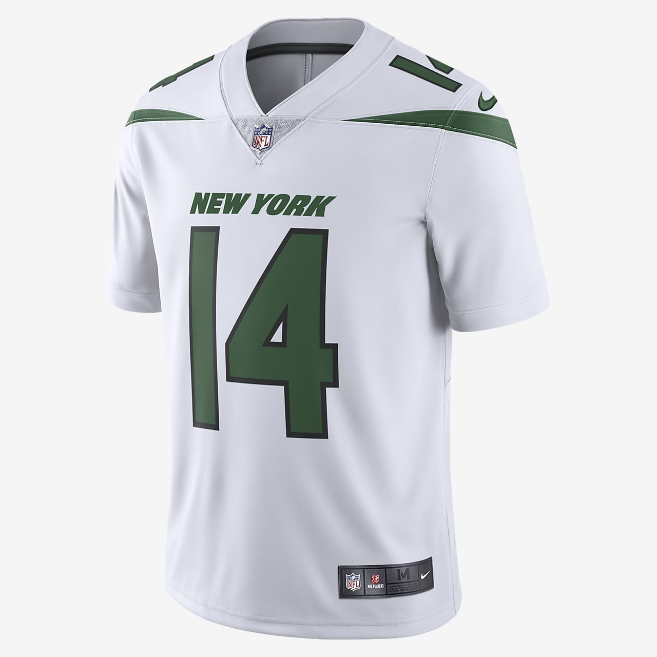 NFL New York Jets (Sam Darnold) Men's Limited Football Jersey
