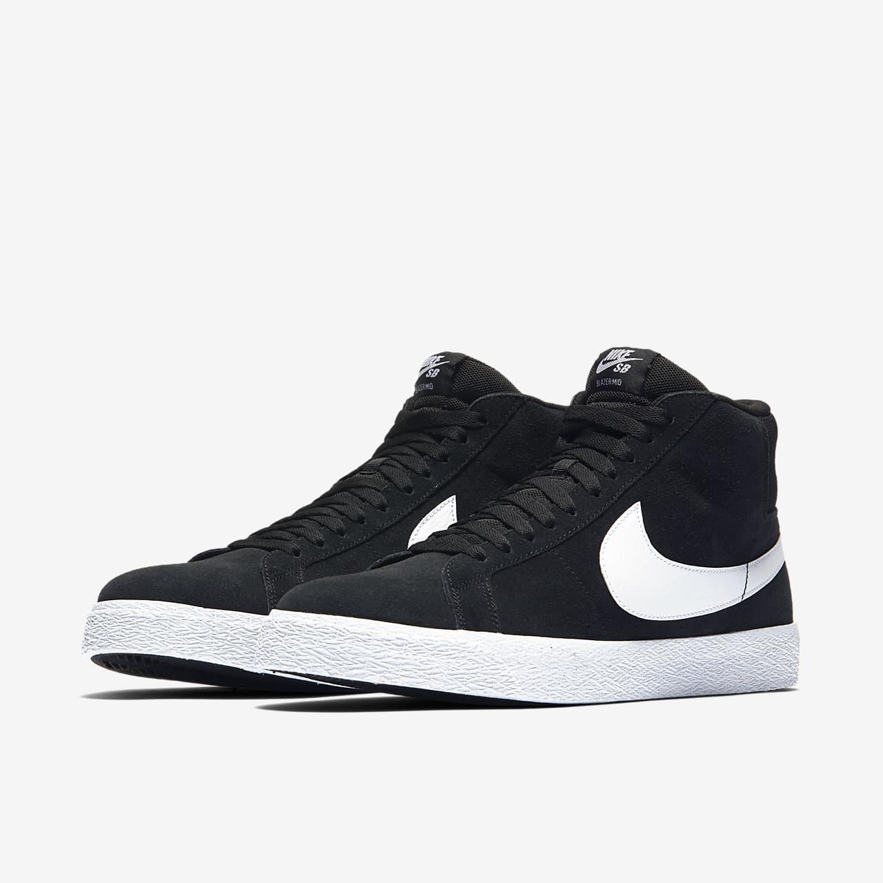 Nike SB Zoom Blazer Mid Skate Shoe. Nike CA