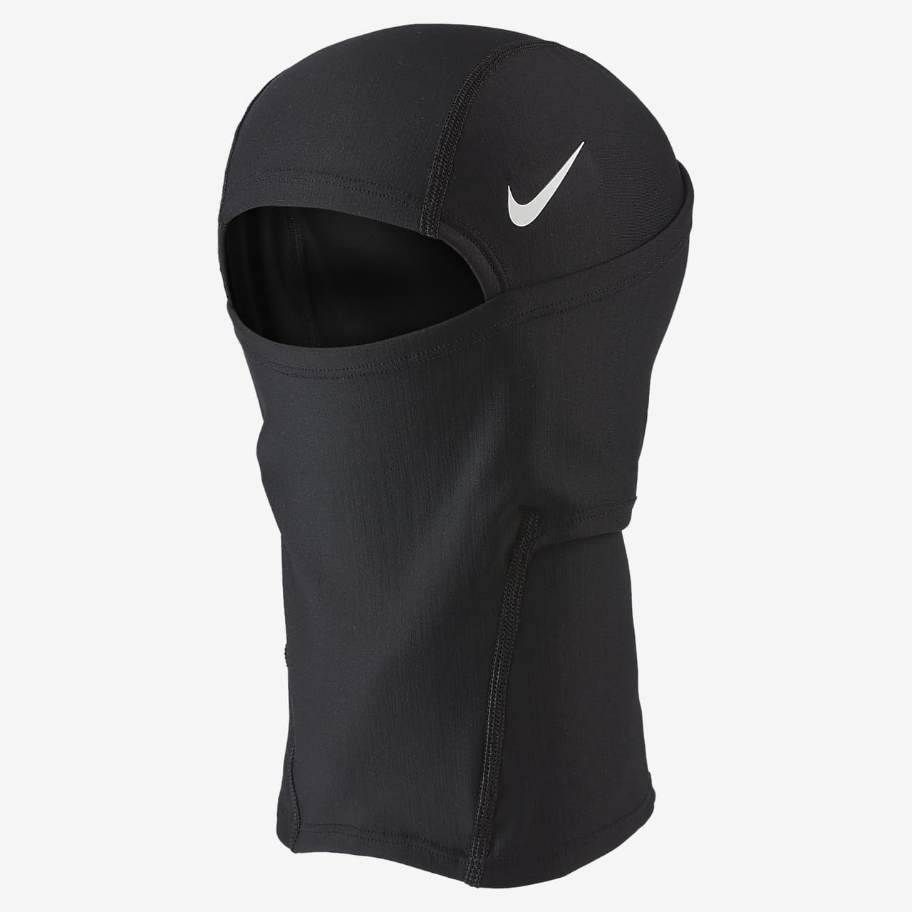 Publicidad Medición Ajustamiento  Nike Pro Hyperwarm Hood. Nike.com