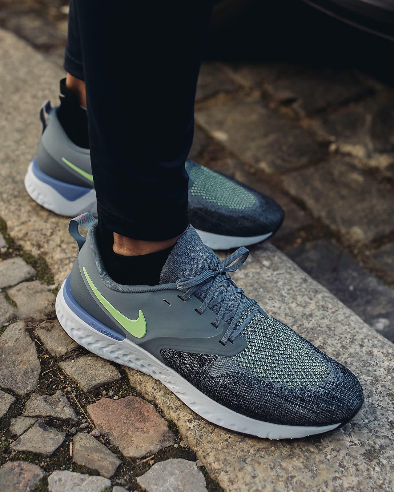 marzo semanal Auto  Nike Odyssey React Flyknit 2 Men's Running Shoe. Nike IN