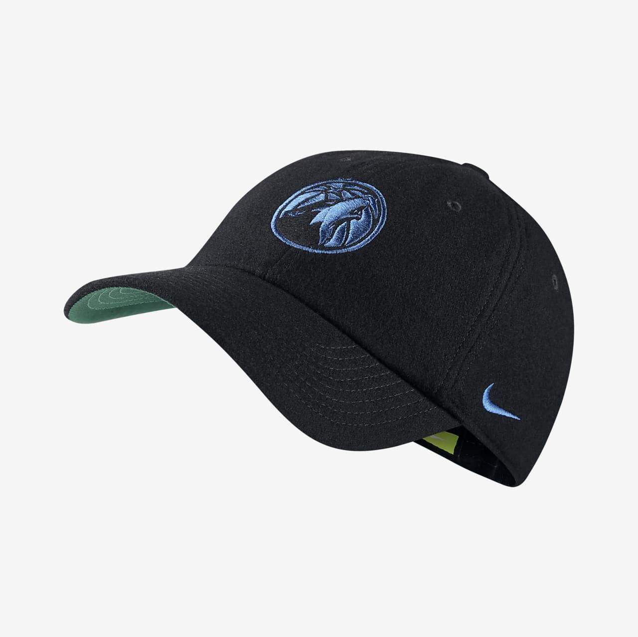 Keps Minnesota Timberwolves Nike Heritage86 Unisex NBA