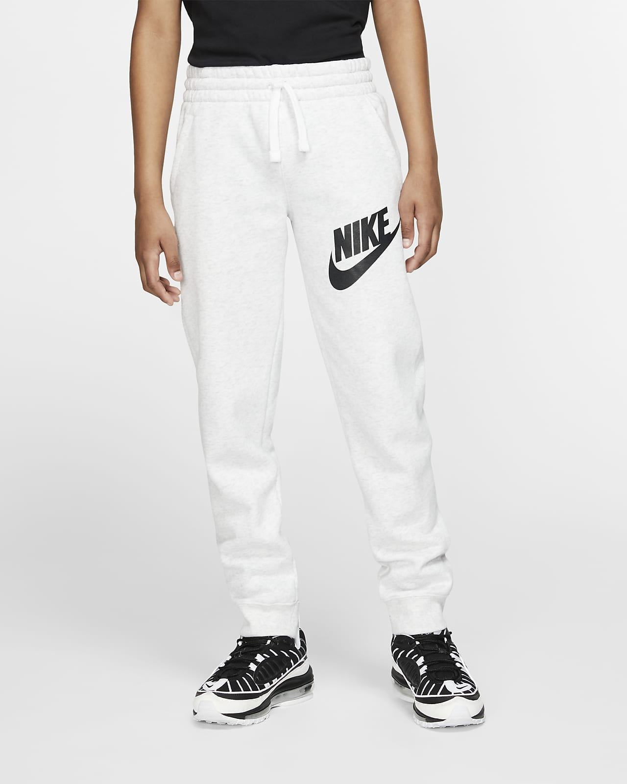Prestado Sanción persona que practica jogging  Nike Sportswear Club Fleece Older Kids' (Boys') Trousers. Nike CH