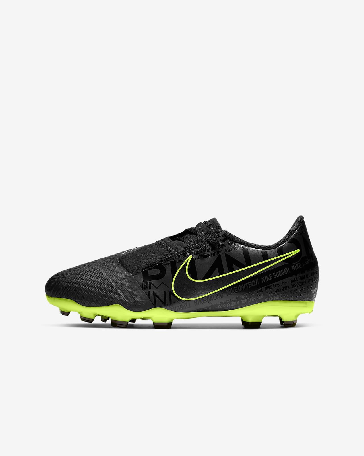 Nike Jr. Phantom Venom Academy FG Botas de fútbol para terreno firme - Niño/a
